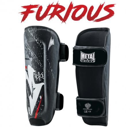 FURIOUS SHIN GUARD - XS