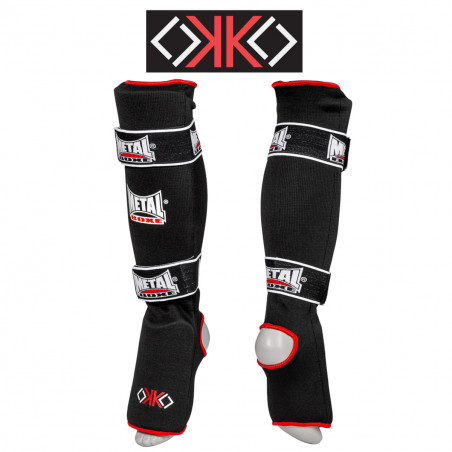 OKO SHIN + FOOT GUARD BLACK...