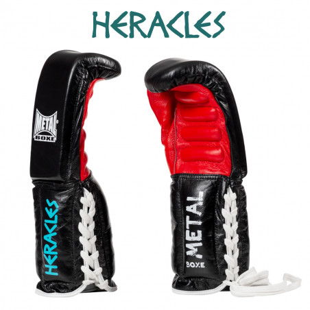 HERACLES LEATHER COACH GLOVES