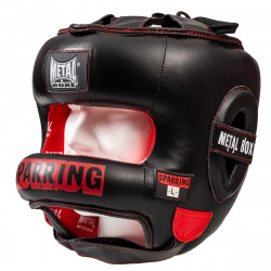 CASQUE A BARRE SPARRING