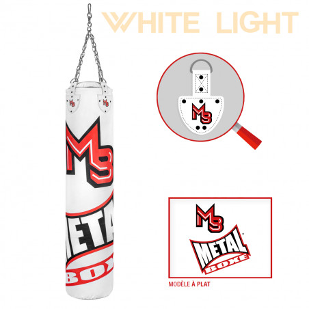 SAC DE FRAPPE WHITE LIGHT 1,50M