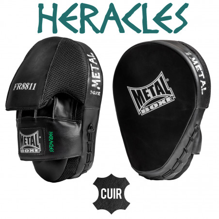 HERACLES LEATHER BOXING PADS