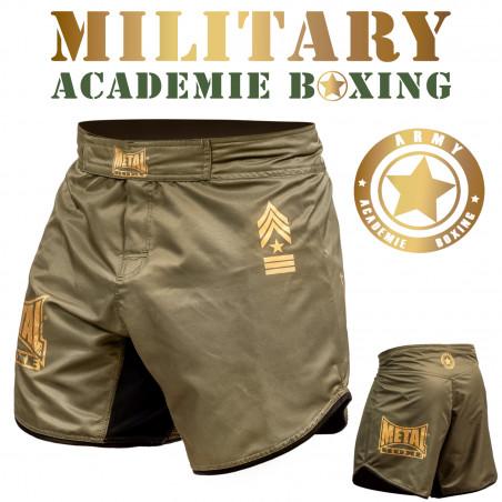 SHORT CORTO DE MMA MILITARY...