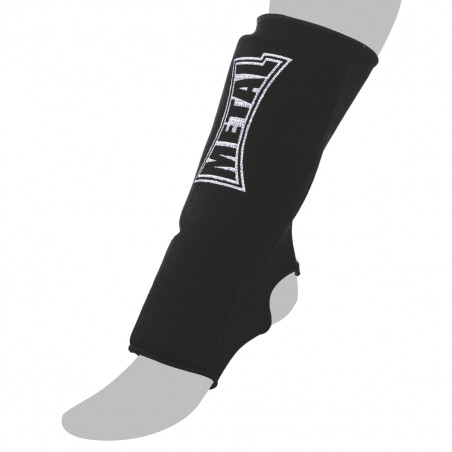 ENHANCED ANKLE GUARD BLACK...