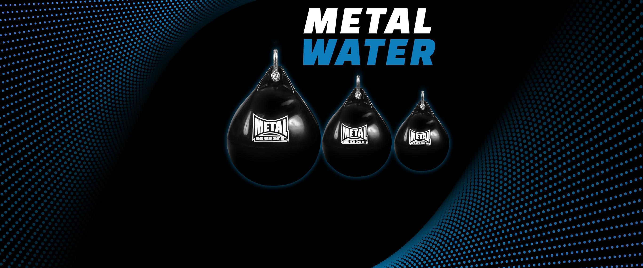 metal water