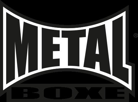 Logo metal boxe